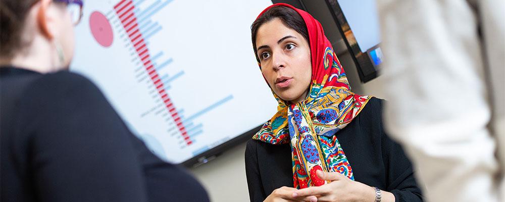 Fatima Fard UBCO professor
