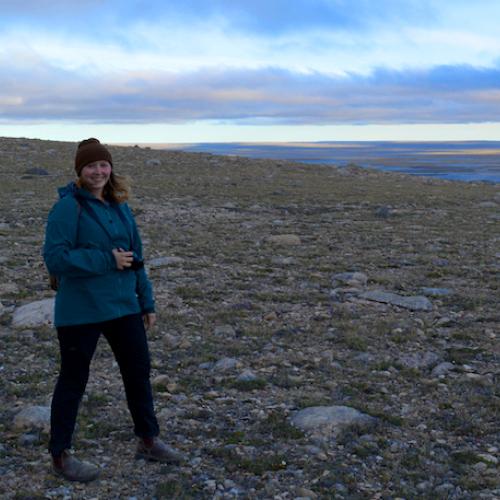 CEAR Student in Nunavut