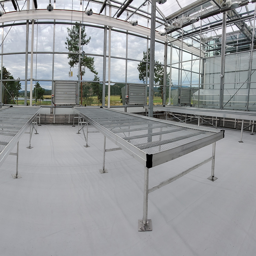 Plant Growth Facility at UBC Okanagan
