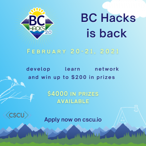 UBC Okanagan's 24-hour premiere hackathon returns for second year